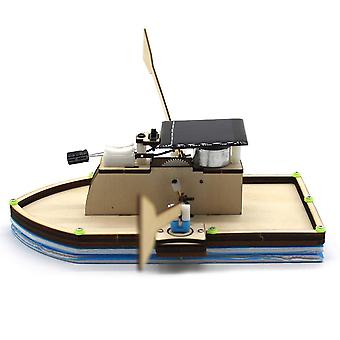 Diy Solar Powered Boat