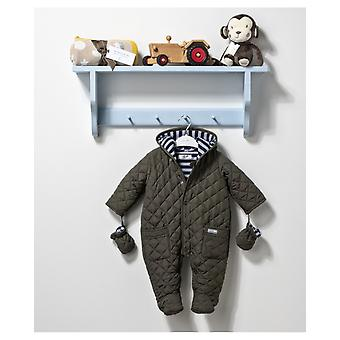 The Essential One Baby Khaki Pramsuit