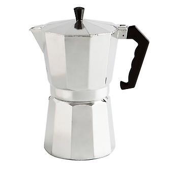 Italiensk kaffekande Quid Aluminium (6 kopper)
