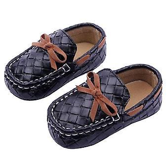 Vauvan pehmeä ainoa seimi anti-skid kengät