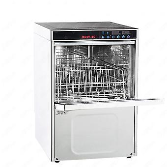 Commercial Electric Automatic Front Door Dishwasher Washing Machine With