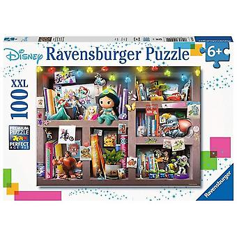 Ravensburger Disney Multicharacter XXL 100 stykke puslespill 10410