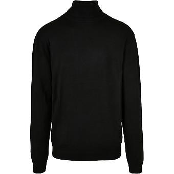Urban Classics Herren Sweatshirt Basic Turtleneck Sweater