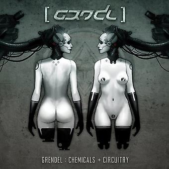 Importation de Grendel - produits chimiques + USA circuits [CD]