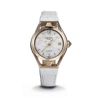 Locman wristwatch MONTECRISTO 0526R14R-RRMWRGPW