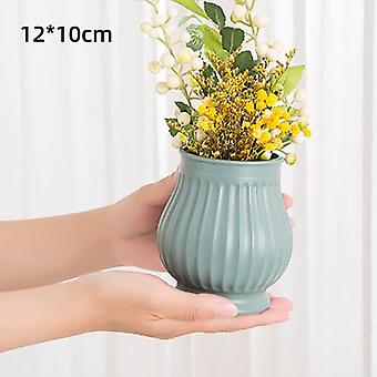Modern Home Flower Arrangement Living Room Vase