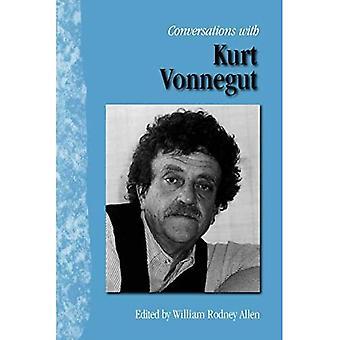 Samtaler med Kurt Vonnegut (Litterære samtaler (Paperback))