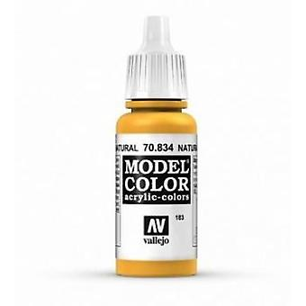 Vallejo Model Color 17ml Acrylic Paint - 834 Natural Wood