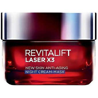 L'Oreal Paris Revitalift Laser X3 Night Jar