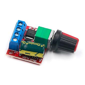 Dc 4.5v-35v 5a 20khz Led Pwm Dc Motor Controller Speed Control Dimming Max