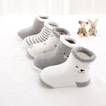 5 Pairs/lot Baby Socks