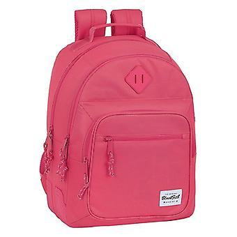 Koululaukku BlackFit8 Vaaleanpunainen