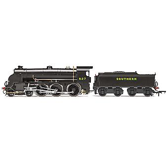 "Hornby Steam Locomotive SR 4-6-0 ""827"" Maunsell S15 luokka"
