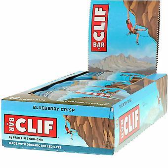 Clif Blueberry Crisp Energy Bar 68g x12