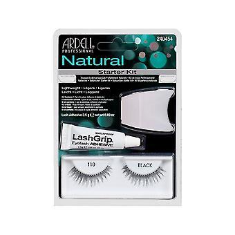 Ardell Fashion 110 Lash Starter Kit Natural Look Strip Eyelashes With Glue