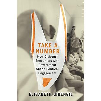 Take a Number by Elisabeth Gidengil