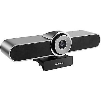 FengChun VA200pro(Grau)   3-in-1 Webcam mit Lautsprecher und Mikrofon, 1080p Full HD 124 Grad