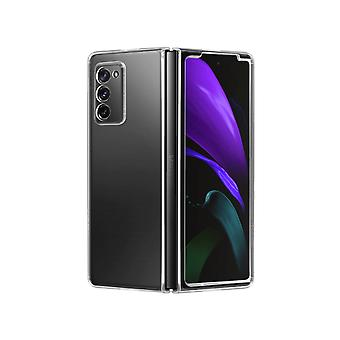 Hard Protective Case for Samsung Galaxy Z Fold 2 Thin Light- Crystal Clear