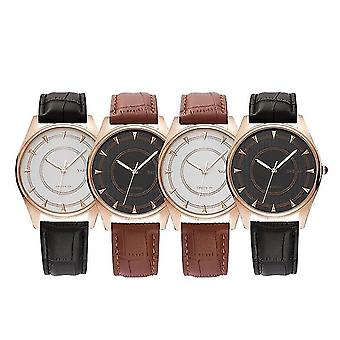 For YAZOLE 394 Men Watches Simple Style Luminous Male Quartz Analog Watch WS41595