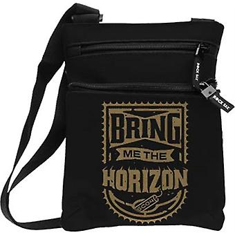 Bring Me The Horizon - Gold Body Bag