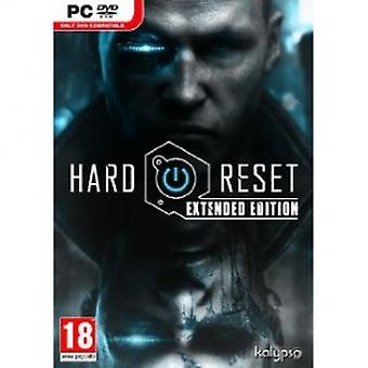 Hard Reset Extended Edition Game PC