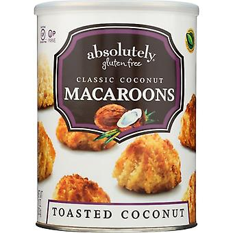 Absolutely Gluten Free Macaroon Coconut Absoltly, Case of 6 X 10 Oz