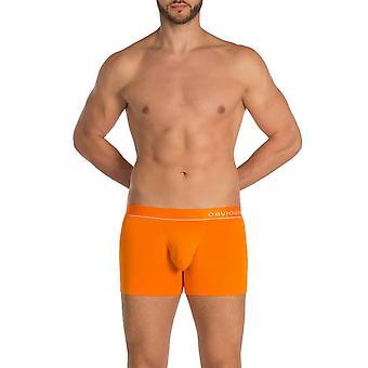 Uppenbarligen PrimeMan AnatoMAX Boxer kort 3inch ben-orange