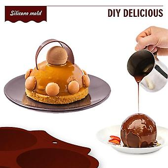 Cake Mould Baking Mould Hemisphere Chocolate Mould Dim Sum Cake Baking Tools
