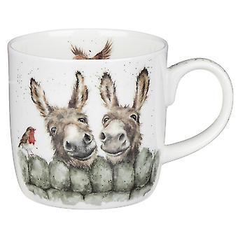 Wrendale conçoit Hee Haw Mug