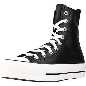 Converse Sport / Ctas Lift X-hi Color Black Sneakers