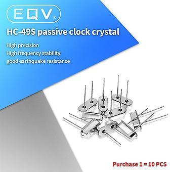 Kit elettronico oscillatore di cristallo Hc-49s