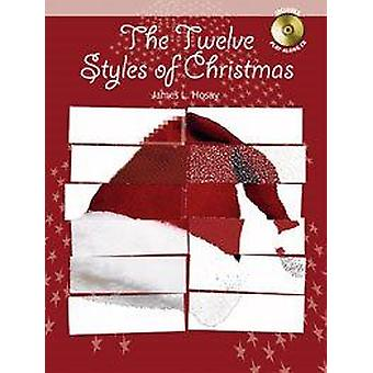 The Twelve Styles of Christmas Flute or Oboe