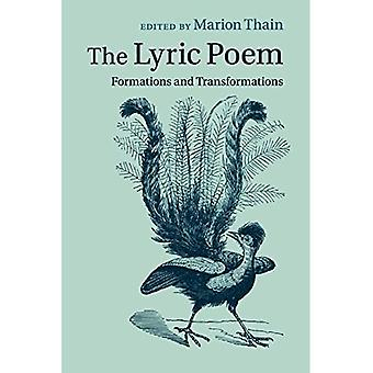 The Lyric Poem: Formations and Transformations