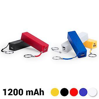 Porte-clés Power Bank 1200 mAh 144941