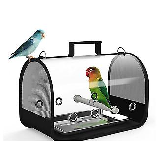 Birds Travel In Cages Take Cages Out Of Cages Pack Birds Out Of Cages Parrots Out Of Backpacks