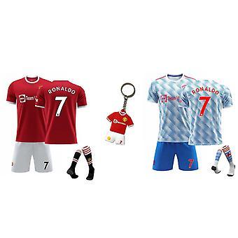 Cristiano Ronaldo Manchester United Jersey,jersey No.7 (adult Size)