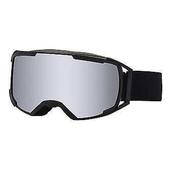 Homemiyn التزلج على الجليد نظارات واقية من الأشعة فوق البنفسجية مكافحة الضباب نظارات الثلج للرجال النساء الشباب