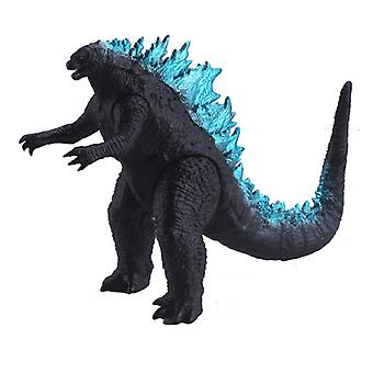 King Of Monsters Godzilla Soft Toy Large Doll Toy Figure Raging Monster Dinosaur Joint Movable