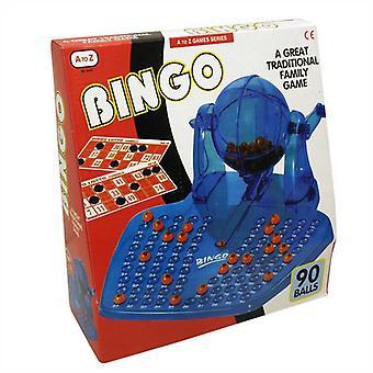 Bingo Lotto grote instellen