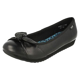 Senior Girls Angry Angels by Startrite Slip On School Shoes Mindset