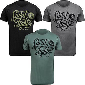 Hayabusa Classic Spirit of the Fighter T-Shirt