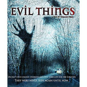Böse Dinge [Blu-Ray] USA import
