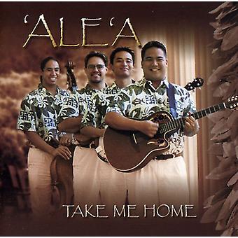 Ale'a - Take Me Home [CD] USA importar