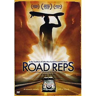 Road Reps [DVD] USA import