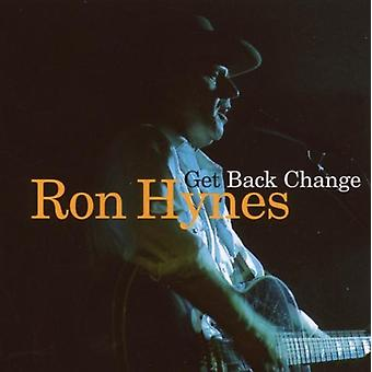 Ron Hynes - importation USA Get Back changement [CD]