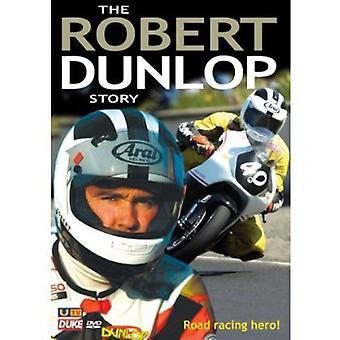 Robert Dunlop Story [DVD] USA import