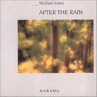 Michael Jones - After the Rain [CD] USA import