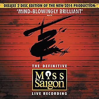 London Cast 25th Anniversary - Miss Saigon: 25th Anniversary [CD] USA import