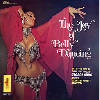 George Abbe - Joy of Belly Dancing (LP Edition) [CD] USA import