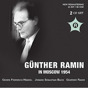 Gunther Ramin - In Moscow 1958 [CD] USA import